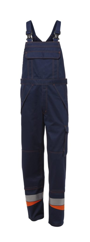 Pantalón Peto Textil Multi-Hazard
