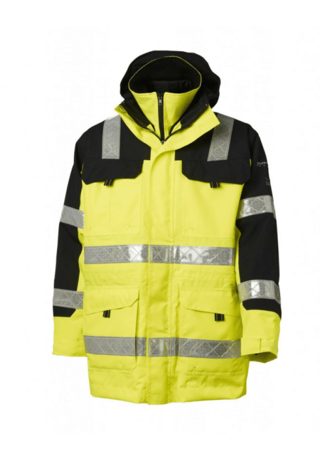 Parca Superior 3 in 1 – Bicolor (Hi-Vis-Oscuro)