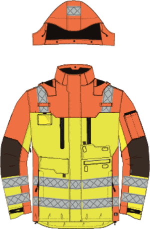 Chaqueta All Weather – Clase 3